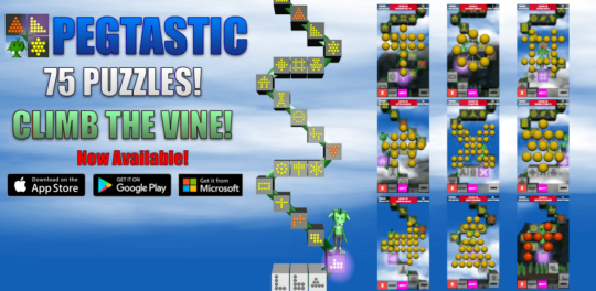 Pegtastic Mobile Game